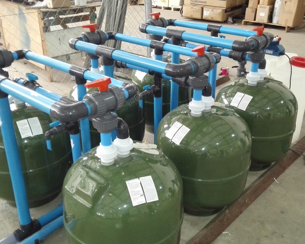 Package Water Treatment Plant Solution - Water Solutions