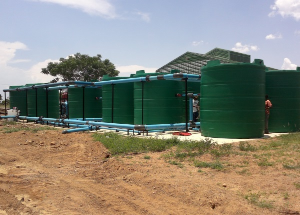Plastic water Tanks - Water Solutions
