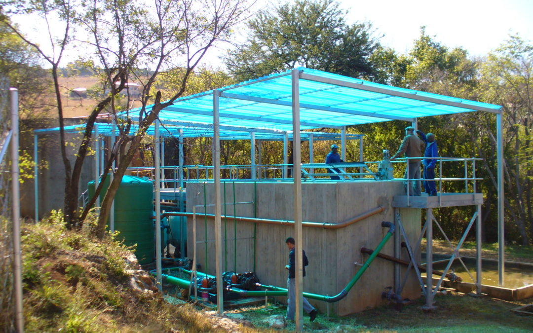 Waste Water Treatment equipment for water purification