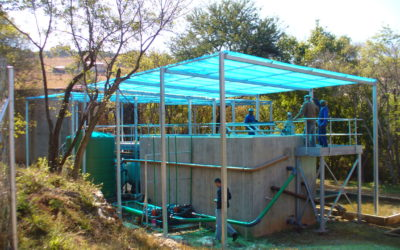 Recycling Effluent Treatment for Potable Requirements